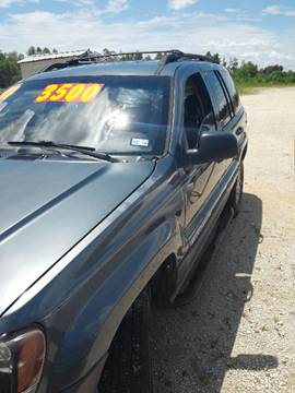 2001 Jeep Grand Cherokee for sale in Luling, LA