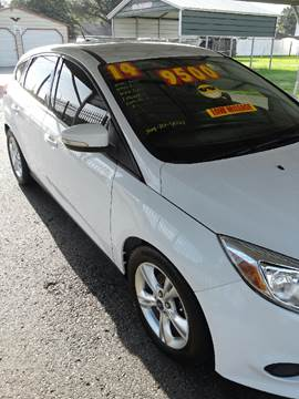 2014 Ford Focus for sale in Luling, LA
