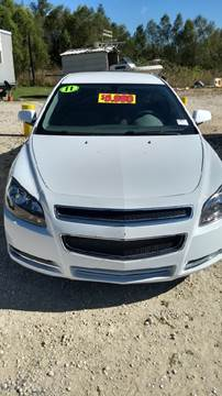 2011 Chevrolet Malibu for sale at Finish Line Auto LLC in Luling LA