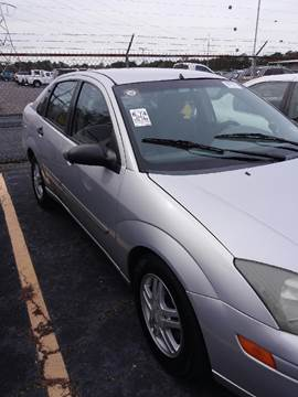 2004 Ford Focus for sale at Finish Line Auto LLC in Luling LA