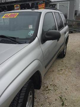 2005 Chevrolet TrailBlazer for sale at Finish Line Auto LLC in Luling LA