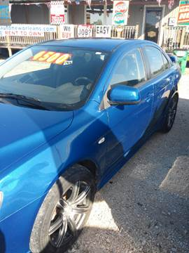 2009 Mitsubishi Lancer for sale at Finish Line Auto LLC in Luling LA