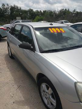 2004 Chevrolet Malibu for sale at Finish Line Auto LLC in Luling LA