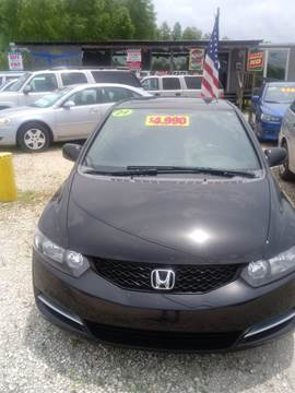 2009 Honda Civic for sale at Finish Line Auto LLC in Luling LA