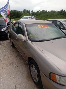 2001 Nissan Altima for sale at Finish Line Auto LLC in Luling LA