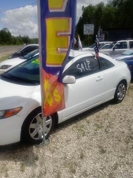 2006 Honda Civic for sale at Finish Line Auto LLC in Luling LA