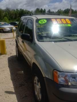 2003 Ford Escape for sale at Finish Line Auto LLC in Luling LA
