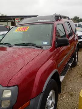 2004 Nissan Xterra for sale at Finish Line Auto LLC in Luling LA