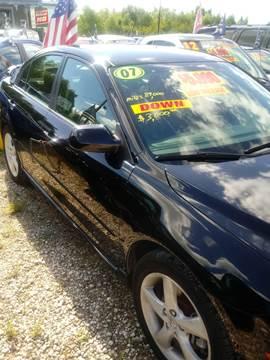 2007 Mazda MAZDA6 for sale at Finish Line Auto LLC in Luling LA