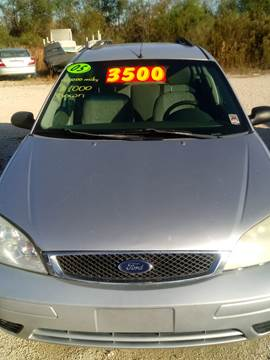 2005 Ford Focus for sale at Finish Line Auto LLC in Luling LA
