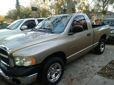 2003 Dodge Ram Pickup 1500 for sale at Finish Line Auto LLC in Luling LA