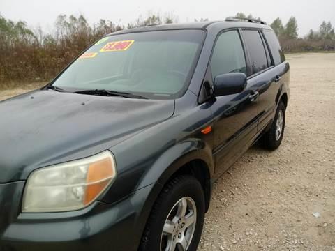 2006 Honda Pilot for sale at Finish Line Auto LLC in Luling LA