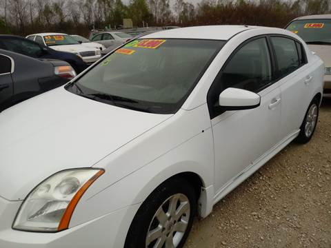 2009 Nissan Sentra for sale at Finish Line Auto LLC in Luling LA