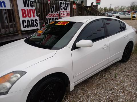 2007 Nissan Altima for sale at Finish Line Auto LLC in Luling LA