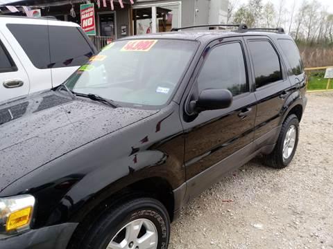 2005 Ford Escape for sale at Finish Line Auto LLC in Luling LA