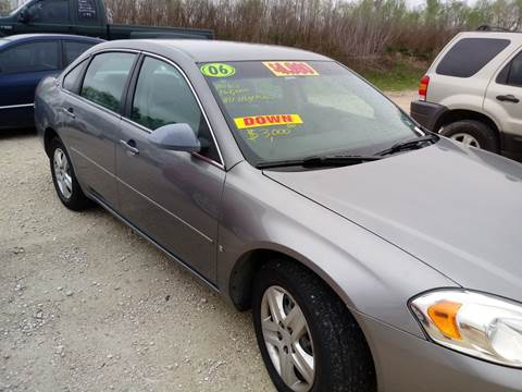 2006 Chevrolet Impala for sale at Finish Line Auto LLC in Luling LA