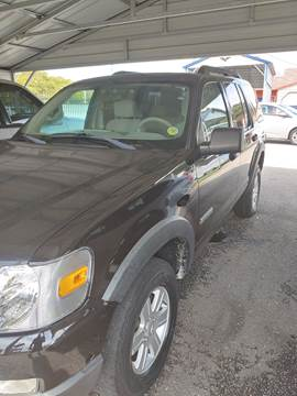 2007 Ford Explorer for sale at Finish Line Auto LLC in Luling LA