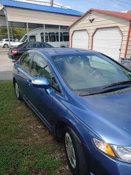2009 Honda Clarity Electric for sale at Finish Line Auto LLC in Luling LA
