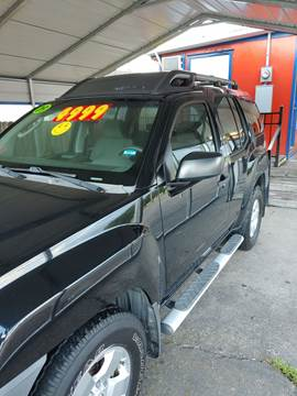 2009 Nissan Xterra for sale at Finish Line Auto LLC in Luling LA