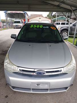 2008 Ford Focus for sale at Finish Line Auto LLC in Luling LA