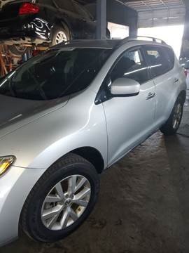 2013 Nissan Murano for sale at Finish Line Auto LLC in Luling LA