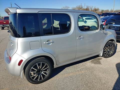 2012 Nissan cube for sale at Finish Line Auto LLC in Luling LA