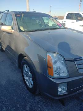 2008 Cadillac SRX for sale at Finish Line Auto LLC in Luling LA