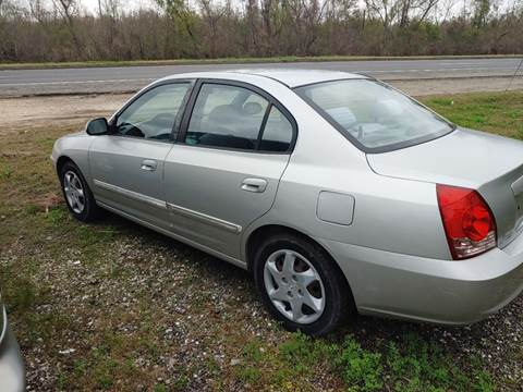 2005 Hyundai Elantra for sale at Finish Line Auto LLC in Luling LA