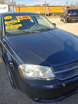 2008 Dodge Avenger for sale at Finish Line Auto LLC in Luling LA
