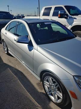 2008 Mercedes-Benz C-Class for sale at Finish Line Auto LLC in Luling LA
