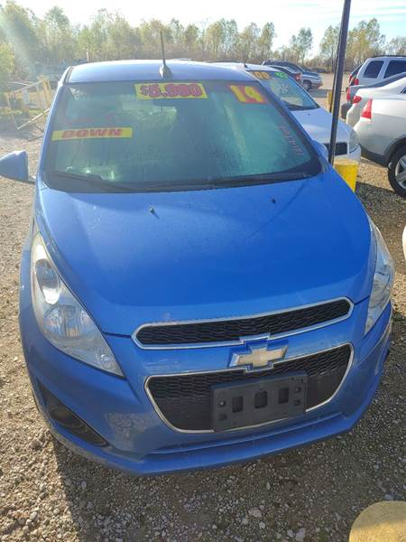 2014 Chevrolet Spark for sale at Finish Line Auto LLC in Luling LA