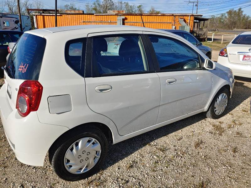 2010 Chevrolet Aveo for sale at Finish Line Auto LLC in Luling LA