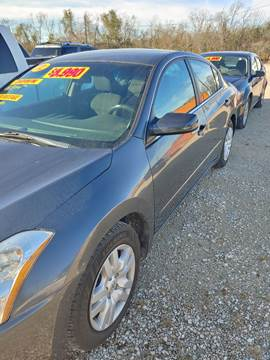 2012 Nissan Altima for sale at Finish Line Auto LLC in Luling LA