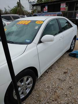 2009 Toyota Camry for sale at Finish Line Auto LLC in Luling LA