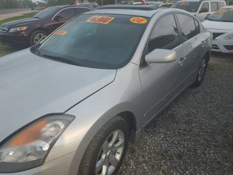 2008 Nissan Altima for sale at Finish Line Auto LLC in Luling LA