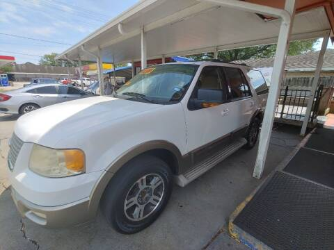 2004 Ford Expedition for sale at Finish Line Auto LLC in Luling LA