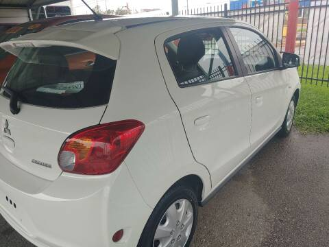 2015 Mitsubishi Mirage for sale at Finish Line Auto LLC in Luling LA