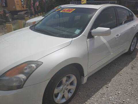 2009 Nissan Altima for sale at Finish Line Auto LLC in Luling LA