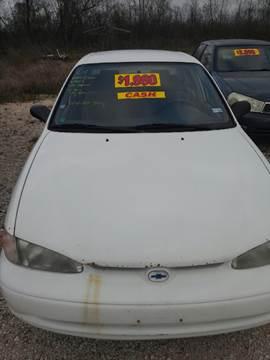 2001 Chevrolet Prizm for sale in Luling, LA