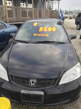 2004 Honda Civic for sale in Luling, LA
