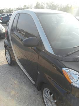 2012 Smart fortwo for sale at Finish Line Auto LLC in Luling LA