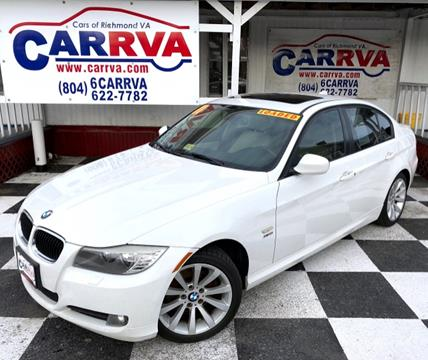 2011 BMW 3 Series for sale in Richmond, VA