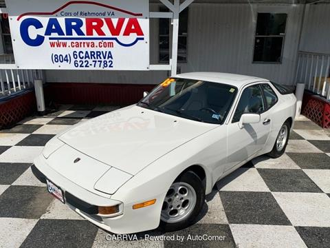 1985 Porsche 944 for sale in Richmond, VA