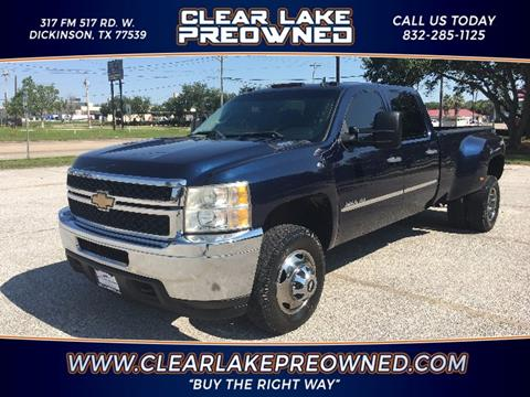 2011 Chevrolet Silverado 3500HD for sale in Dickinson, TX