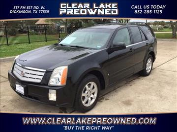 2006 Cadillac SRX for sale in Dickinson, TX