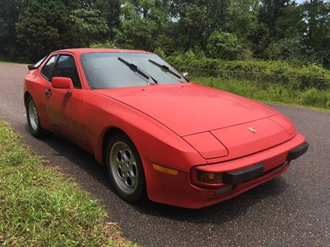 1985 Porsche 944 for sale at Next Autogas Auto Sales in Jacksonville FL
