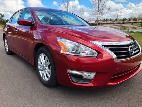 2014 Nissan Altima for sale in Jacksonville, FL