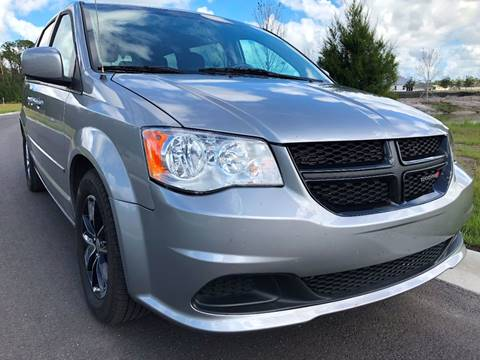 2014 Dodge Grand Caravan for sale in Jacksonville, FL