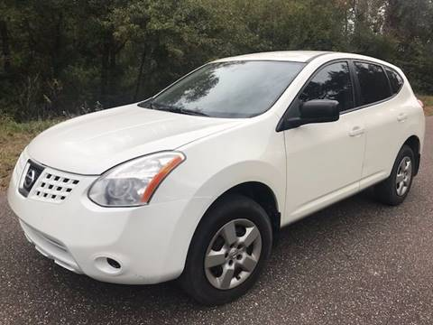 2008 Nissan Rogue for sale at Next Autogas Auto Sales in Jacksonville FL