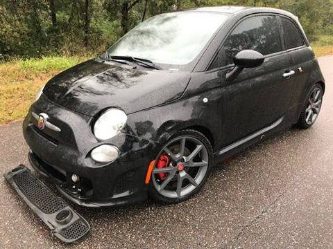 2013 FIAT 500 for sale at Next Autogas Auto Sales in Jacksonville FL